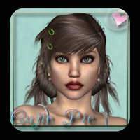 Cutie Pie Hair Hair Software SWAM