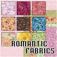 Romantic Fabrics  2D And/Or Merchant Resources Atenais
