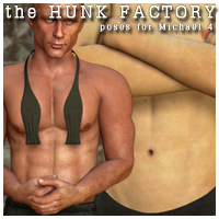 The Hunk Factory M4 Poses by ironman13