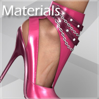 Noemi High Heel Shoes for V4 A4 G4 S4 Elite image 2
