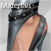 Noemi High Heel Shoes for V4 A4 G4 S4 Elite image 3
