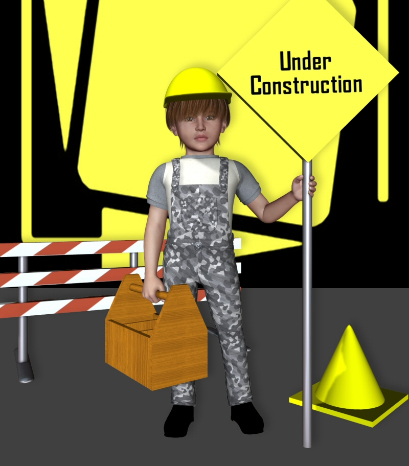 K4 Construction Kid