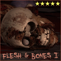 Flesh and Bones 1 by 3-D-C 3D Models 3-d-c