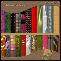 Selection- Fabrics3 2D And/Or Merchant Resources ArtOfDreams