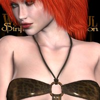 Wickedly Sinful - Sinful by Rhiannon 3D Figure Assets 3D Models nirvy