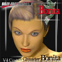V4 Bonita Custom Characters billy-t