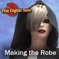 Making THe Robe video tutorials Tutorials : Learn 3D Fugazi1968