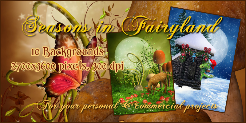 Seasons in Fairyland