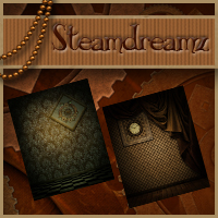 Steamdreamz Themed 2D And/Or Merchant Resources Bez