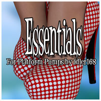 Essentials for Platform Pumps by Idler168 Themed Clothing Footwear Artemis
