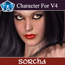 EA Sorcha Software Themed Characters EmmaAndJordi