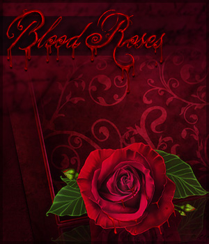 Blood Roses 2D Graphics Sveva