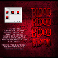 Blood Roses image 8
