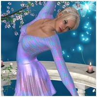 Pulse of Dance Clothing Software Themed sandra_bonello