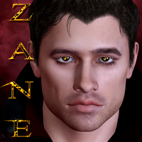Zane M4 3D Figure Essentials gypsyangel