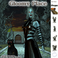AJ_Gloomy_Place Themed Props/Scenes/Architecture -AppleJack-