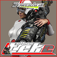Ultra TEK 2 FOR V4/A4/G4/Elite 3D Models 3D Figure Assets Legacy Discounted Content powerage