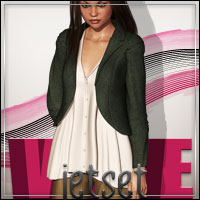 FASHIONWAVE Jetset for V4 A4 G4 3D Figure Assets 3D Models outoftouch