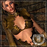 OBLIQUE for Ava Adore by Alfaseed 3D Figure Essentials 3D Models outoftouch