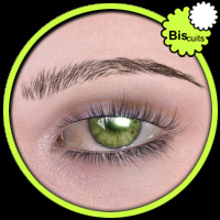 Biscuits Eyebrows Merchant Resource by Biscuits