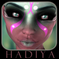 Hadiya 3D Figure Essentials 3D Models reciecup