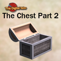 The Chest Part 2 Tutorials : Learn 3D Fugazi1968