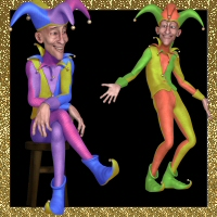 The Jester Clothing 3DTubeMagic