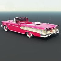 Edsel Citation Convertible 1958 image 2