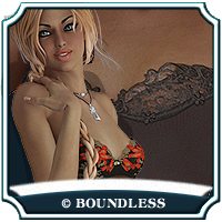 Desire-Dress - Add on Clothing Themed boundless