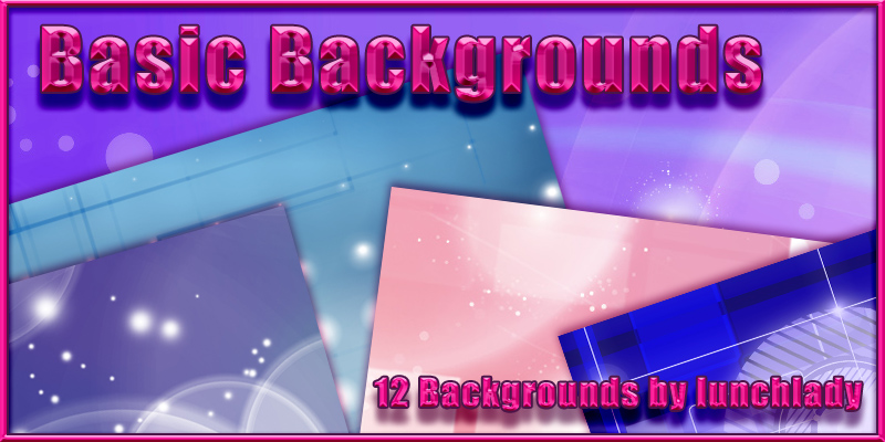 Basic Backgrounds