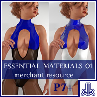 Essential Materials 01 2D kobaltkween