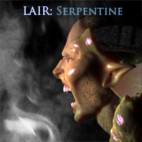 Lair - Serpentine 3D Models 3D Figure Essentials corinthianscori
