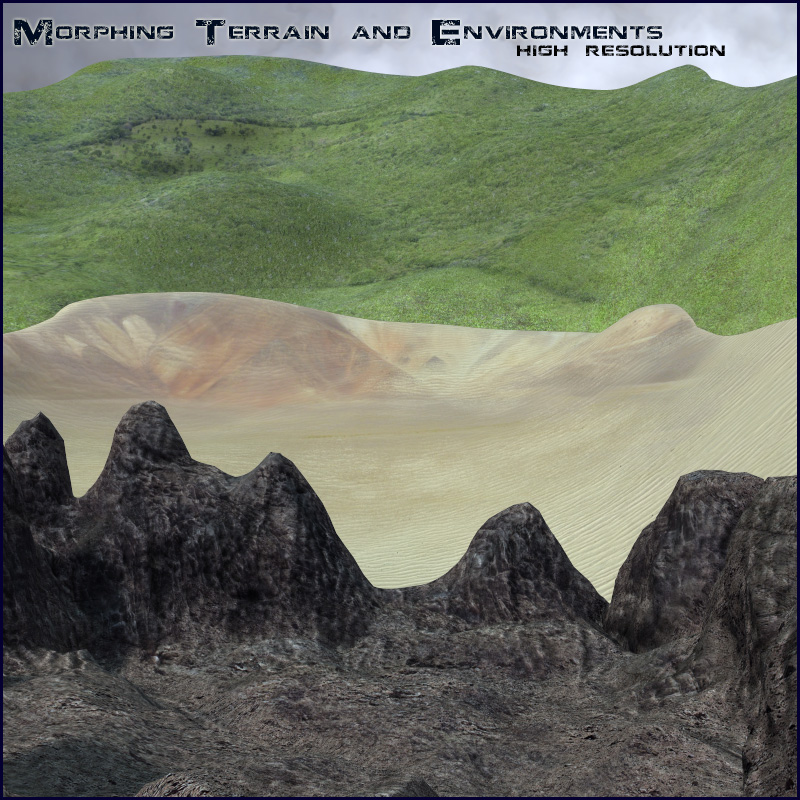 Morphing Terrain and Environments