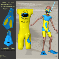 PitterBill Diver image 1