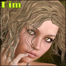 PD Kim Themed Characters Software P3Design