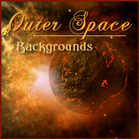 Melkor's Outer Space 3D Models 2D -Melkor-