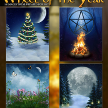 Wheel of the Year image 1