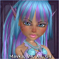 Adri Hair Software Hair Themed -Wolfie-
