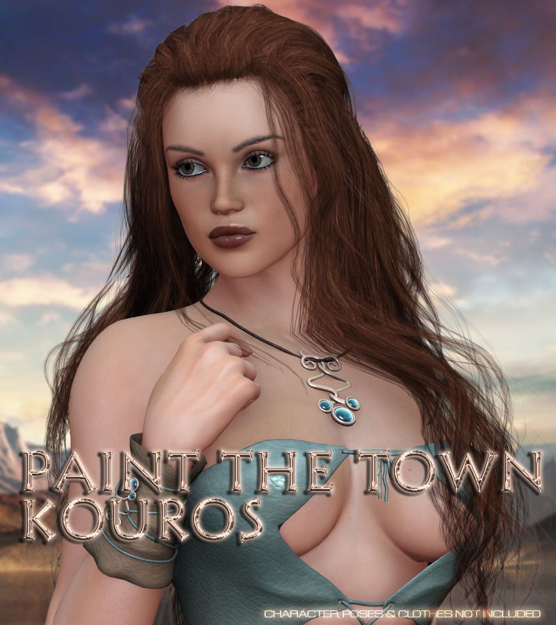 Paint the Town - Kouros