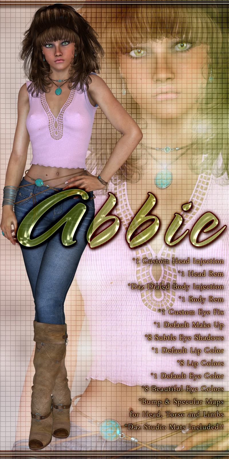 Abbie for V4