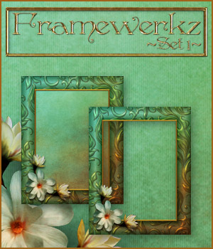 Framewerkz-Set 1 2D Graphics Bez