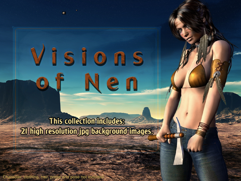 Visions of Nen