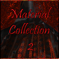 Nikisatez Material Collection 2 2D 3D Figure Essentials nikisatez
