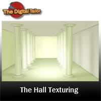 The Hall Texturing Set Tutorials : Learn 3D 3D Models Fugazi1968