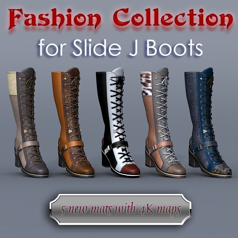 Slide3D Mats for S3D J-Boots by Slide3D