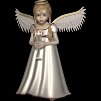 K4 Angel by 3DTubeMagic