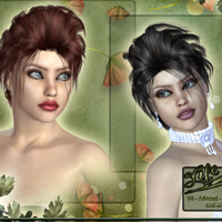 Life Hair for V4 and M4 image 2