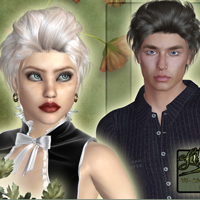 Life Hair for V4 and M4 image 4