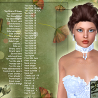 Life Hair for V4 and M4 image 8