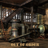 Out of order 3D Models deadhead